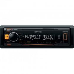 RADIOODTWARZACZ SAMOCHODOWY KENWOOD KMM-104AY (CD + USB + AUX)
